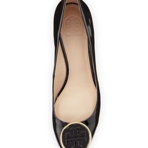 53e6726cd502 Tory Burch Shoes - Tory Burch Twiggie Wedge 85mm Pump Leather